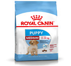 MEDIUM PUPPY - (4kg) - Royal Canin Junior Dog Food Meal PawMits rc Kibble Feed k