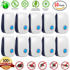 ultrasonic mouse trap - 2018 UPGRADED ULTRASONIC PEST REPELLER CONTROL RAT COCKROACH ANT FLY FLEA PESTS