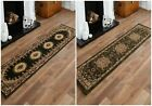 TRADITIONAL THICK CLASSIC RUNNER RUG ON DISCOUNT BEIGE, GREEN, RED HALLWAY RUG