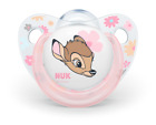 Nuk Disney Classic Soother Silicone BPA Free Pacifier Bambi Dumbo