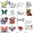 Buy 3, Get 2! Floating Charm ANIMAL INSECT BEE BIRD DOG TIGER for Living Locket