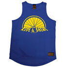 Ride Like The Wind Ride And Shine Cycling funnyáBirthdayáTRAINING VEST