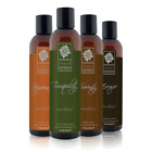 SLiquid Balance Collection Organic Massage Oil 4 Various Scents & 2 Size Options