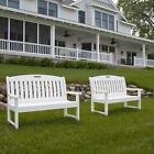 "Nautical 48"" Outdoor POLYWOOD Bench"