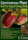 CARNIVOROUS PLANT SOIL/COMPOST with PERLITE - READY TO USE - FOR PLANTS (5...