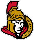 Ottawa Senators NHL Color Die Cut Vinyl Decal Sticker - New Choose Size cornhole $5.64 USD on eBay