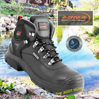 Weatherproof Steel Toecap Work Boots Spartan Safety Boots by Arma S3