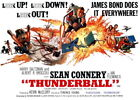 100655 Thunderball Movie Collector Decor WALL PRINT POSTER UK £7.95 GBP on eBay