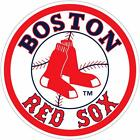 Boston Red Sox Color Die Cut Decal Car Sticker Cornhole Sizes Free Shipping R on Ebay