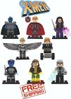 Lego Marvel X-Men Minifigures Building Blocks Venom Carnage Deadpool Punisher