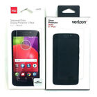 Verizon Hard Tempered Glass Screen Protector For Motorola Moto E4 - Moto E4 Plus