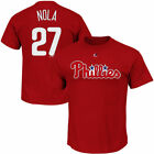 Philadelphia Phillies Aaron Nola Youth Name & Number T-Shirt - 50% off retail