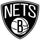 Brooklyn Nets NBA Color Die Cut Decal Sticker Choose Size cornhole on eBay