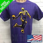 LOS ANGELES LAKERS LEBRON JAMES T-SHIRT