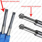 micro Carbide thread end mill M1 M1.2 M1.4 M1.6 M2 M2.5 M3 M4 M5 M6 M8 M10