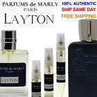 Kyпить Parfums de Marly Layton Eau de Parfum EDP 3ml 5ml 10ml 30ml Decant Spray Bottle на еВаy.соm