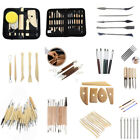 Внешний вид - Clay Sculpting Set Wax Carving Pottery Tools Shapers Polymer Modeling Ceramic