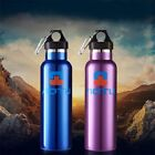 AT6646 600ml Car Water Bottle Stainless Steel Vacuum insulation Camp Outdoor Cup