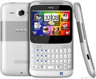 Original Unlocked HTC ChaCha A810e G16 GPS 5MP 3G WIFI Bluetooth Smartphone