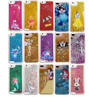Disney Moving Glitter Liquid Phone Case Cover iPhone 6 7 8 X Minnie Mickey Olaf