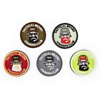7cm tactical beard owners club embroidered patches badge military armband NP