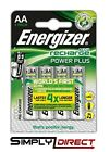 Kyпить Energizer Power Plus 2000mAh Pre Charged AA Rechargeable Batteries NiMH HR6 на еВаy.соm