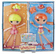 Lalaloopsy Workshop Mix N Match Cowgirl /Ballerina dolls