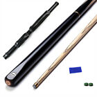 2 Piece 10mm English SNOOKER CUE Ergonomic Design Ash Billiard 19oz SE10 £49.99 GBP on eBay