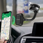 Extra Strength Magnetic Car Dashboard Windshield Flexible Gooseneck Phone Mount