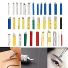 20/50/100 pcs Microblading Needles Pins Permanent Manual Eyebrow Blade Needles