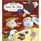Sweet Ice Ham Hamsters and Ice-Cream Mini Figure Collection