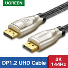 UGREEN 4K V1.2 Display Port DP to DP Cable Male to Male for PC Monitor Projector