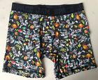 Space Jam Looney tunes Boxer Briefs Underwear Men's