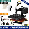 More images of 12X10 6IN1 Multifunctional Hot Press / Heat Press Heat Press T-Shirt