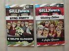 NEW: PACK of 6 SILLY SELFIE SPECS GLASSES - WEDDING EDITION