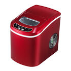 Ice Maker Commercial Compact Countertop Ice Cube Maker Up to 26lbs/33lbs/100lbs
