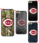 Cincinnati Reds MLB Hard Phone Case Cover Fits For iPhone/ Touch/Samsung/LG