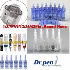for Derma Pen Dr.Pen A1 A6 A7 M5 M7 MYM Micro Needle Cartridge Tips 12/36/42 Pin