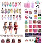 Handmade Clothes Dress Outsuit Shoes Lot Accessory For 18 in American Girl Doll