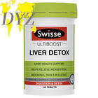 Swisse Liver Detox (120 or 200 Tablets)