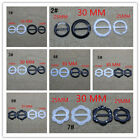 Resin Round Clothes Shirt Tri-glide button buckle Jewelry clasp 25mm 30mm 10pcs
