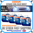 OSRAM XENARC COOL BLUE BOOST 7000k HID Xenon Upgrade Bulbs D1S D2S D3S D4S