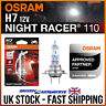 1x OSRAM H7 NIGHT RACER 110 BMW 1200 S ABS Sport H7 HIGH BEAM UPGRADE