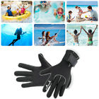 Внешний вид - 3MM Neoprene Cold-proof Winter Swim Swimming Scuba Snorkeling Diving Gloves