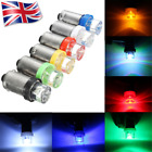 10x Car 12v Smd Led Ba9s Bayonet T4w 233 Side Interior Indicator Light Bulb Lamp