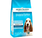 ARDEN GRANGE PUPPY - (2kg - 12kg) - Junior Dog Food bp Dry Pet Kibble PawMits kg