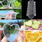 Внешний вид - Shaping Mold Fruit Vegetable Star Heart Growth Forming Mould Garden Tools Decor