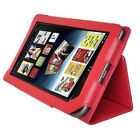 Magnetic Closure PU Leather Flip Case Protect Cover for Nook Tablet/ Nook Color