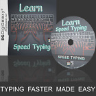 Learn Speed Typing - Typing Faster Made Easy  (Windows 10 compatible)