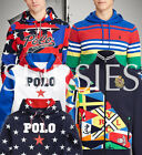 Внешний вид - POLO RALPH LAUREN HOODIE Men's / Big & Tall Sweatshirts, Crewneck & Hooded Rugby